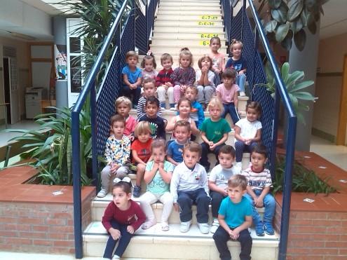 Excursión a primaria