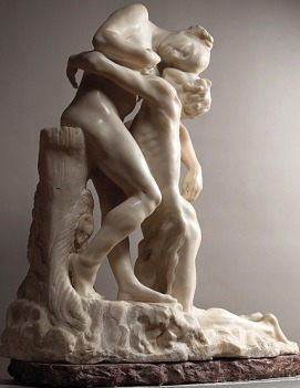 Vertumno y Pomona, Camille Claudel, 1905